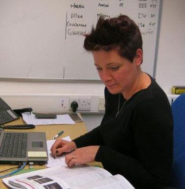 Sue Slater