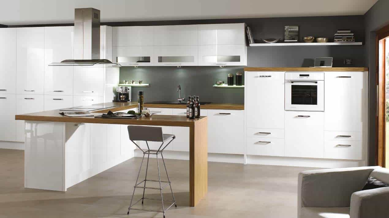 Wickes White Kitchen Unit M