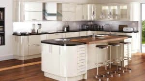 Matonella Gloss Stone Kitchen