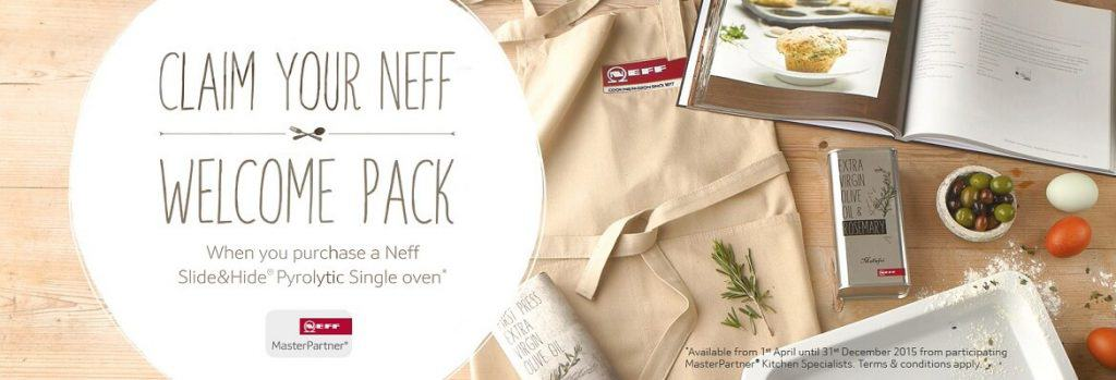 Neff Cookaholics Welcome Pack