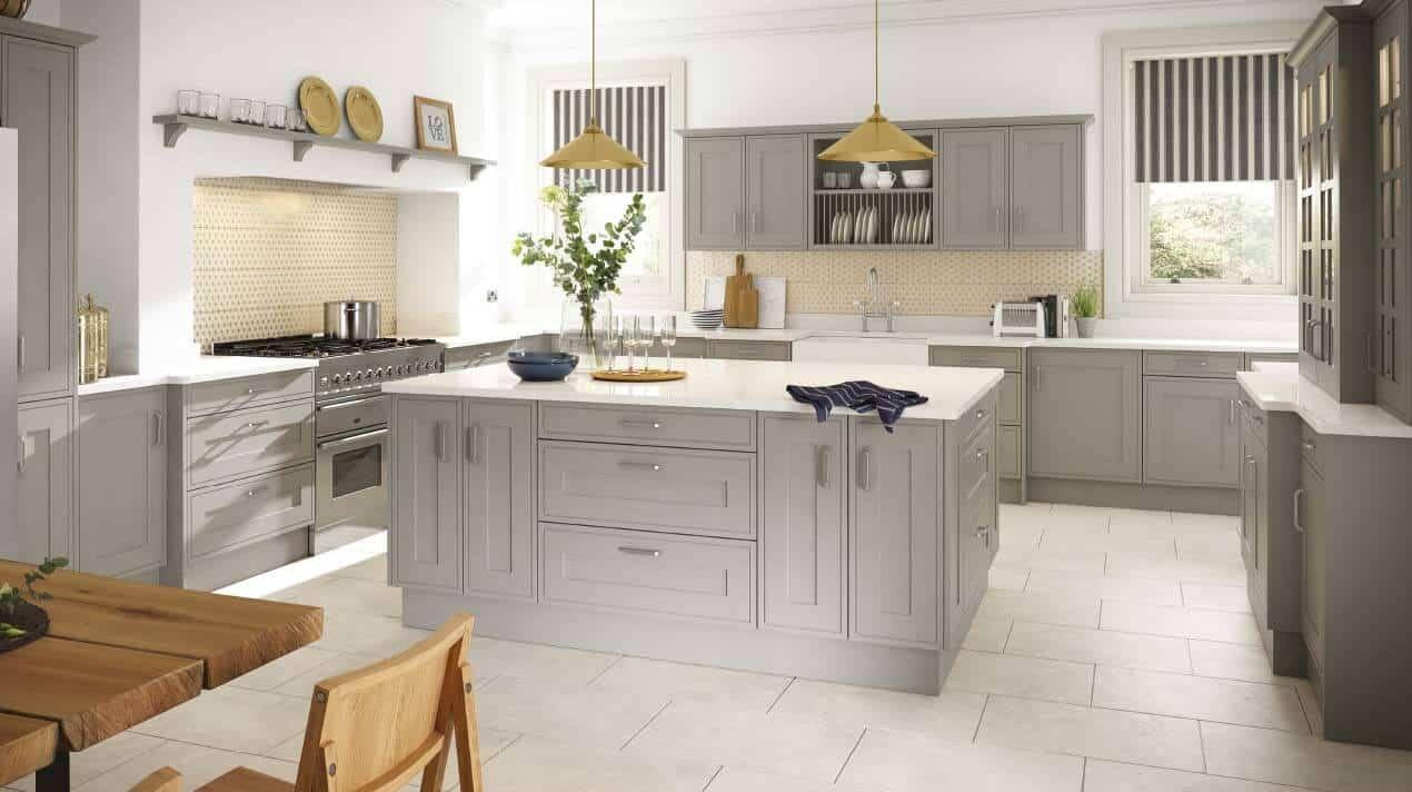 Traditional Luxury Kitchens Kitchen Design Uk Designalicious