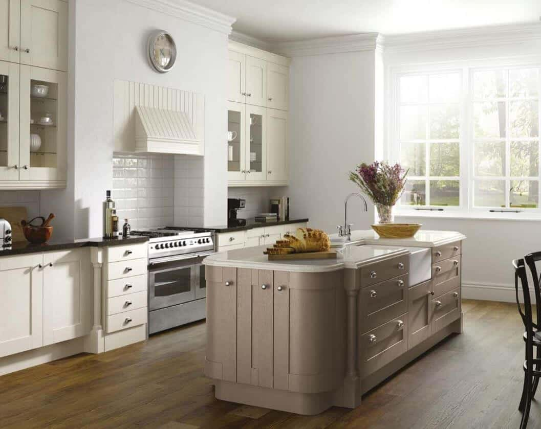 Trade alert what your customers want for their kitchen for Traditional kitchen ideas 2016