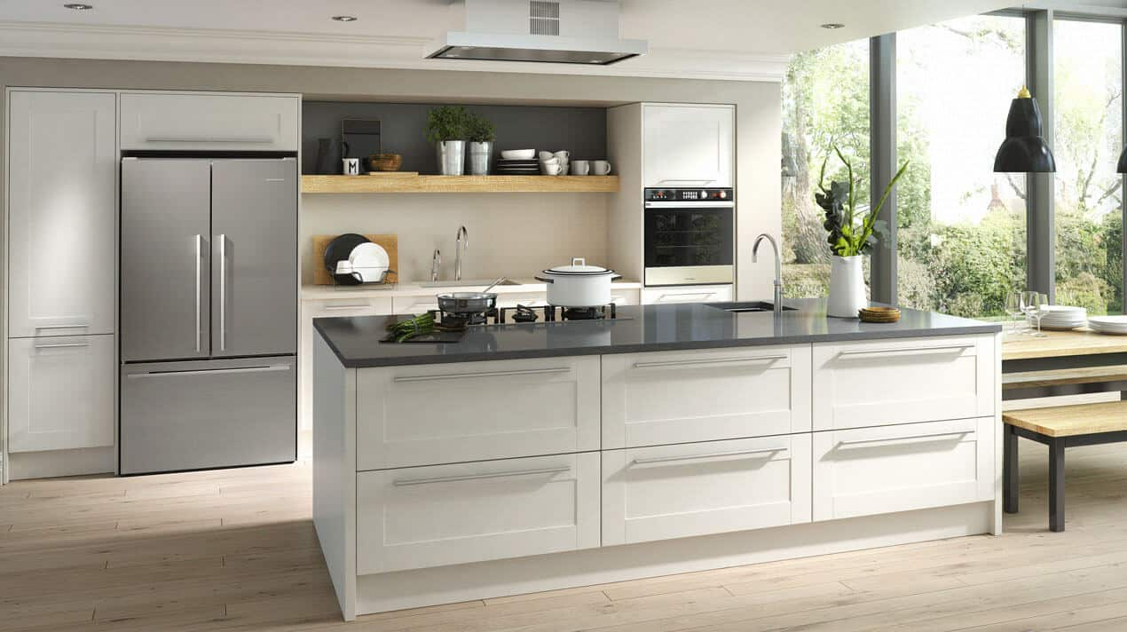 Shaker Kitchen Design In Manchester Ramsbottom Kitchen Company