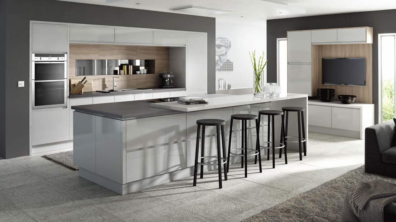 Modern Kitchen Design In Bury Manchester Ramsbottom Kitchen Company