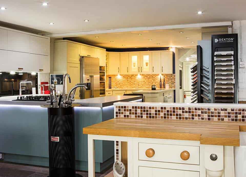 tradition and modern kitchen