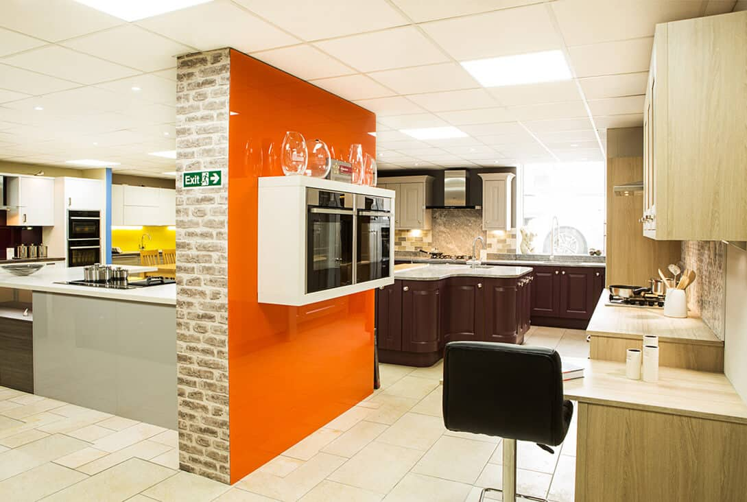 kitchen showroom bury