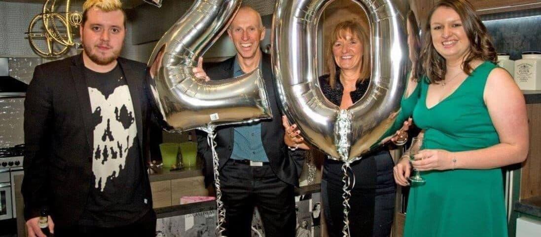 ramsbottom kitchens 20th birthday