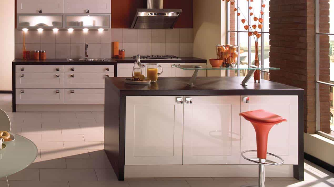 Shaker modern kitchen design