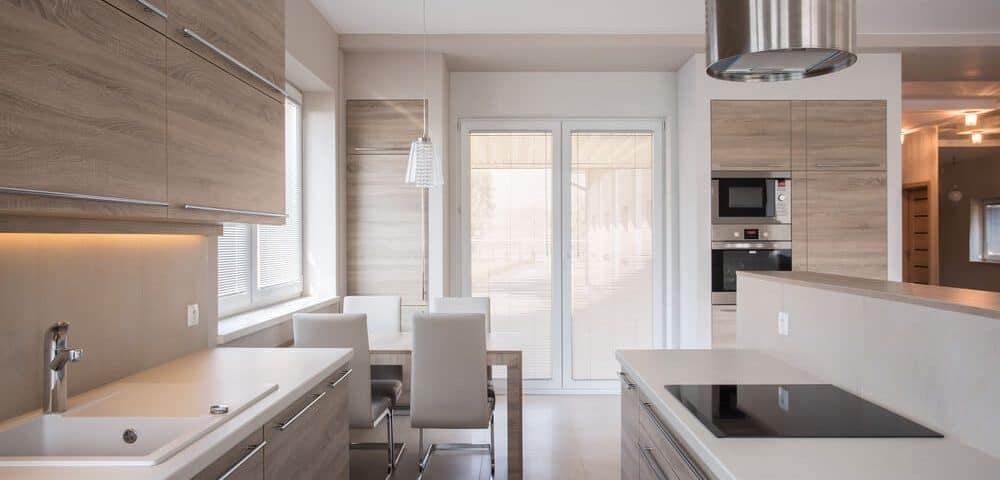 Sheraton Kitchen - modern design