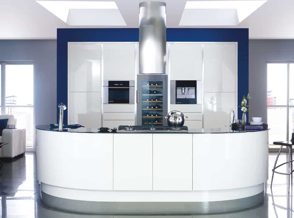Lucente Ivory Kitchen