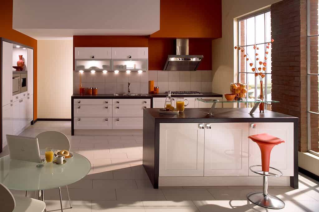 discount sheraton gloss white kitchen ramsbottom kitchens