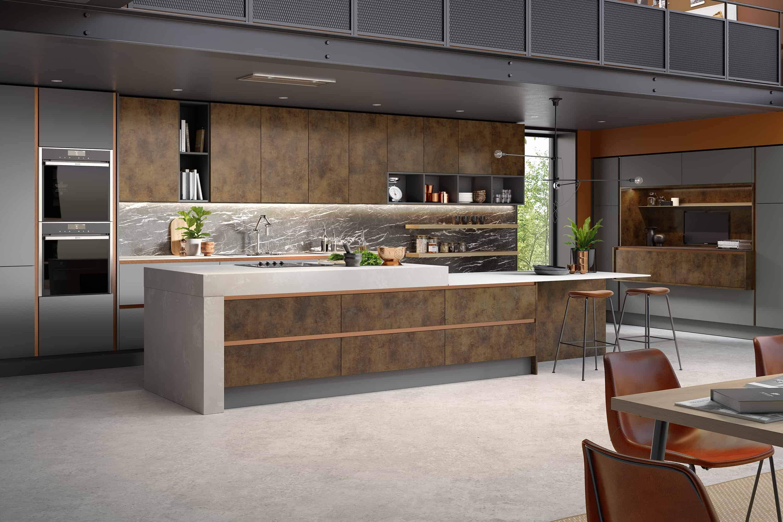 Modern & Contemporary Kitchens Manchester - Ramsbottom ...
